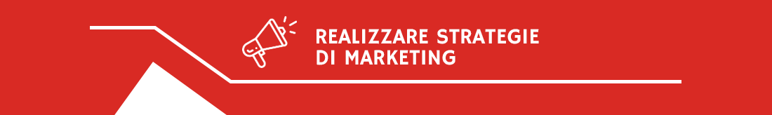 realizzare strategie di marketing