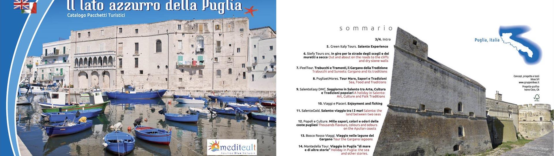 Catalogo pacchetti turistici Puglia