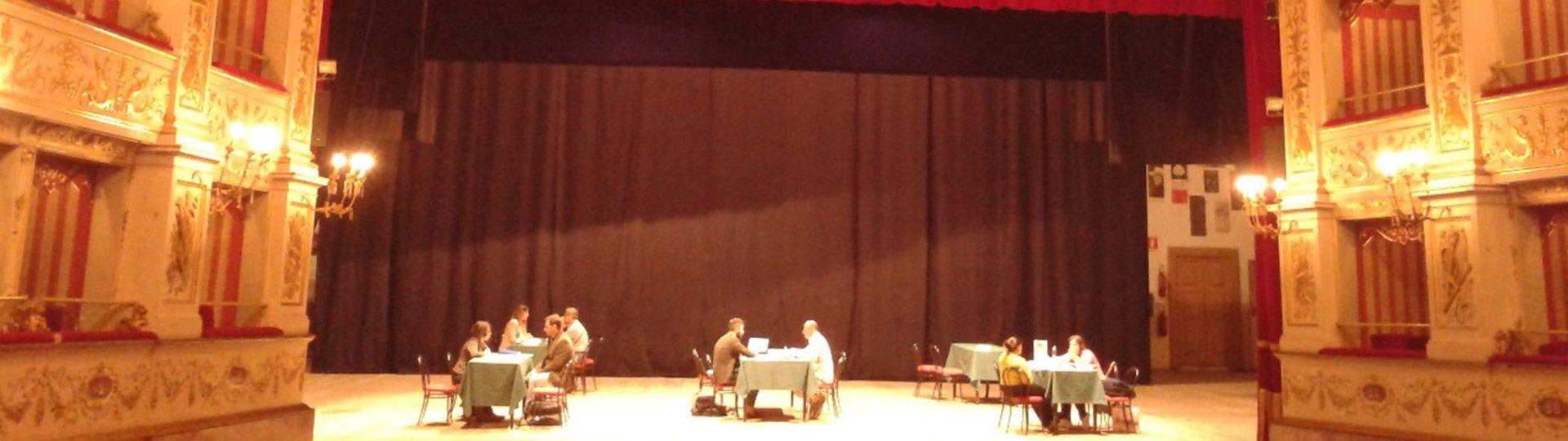 Opera teatrale